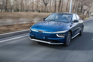 北京现代名图纯电动试驾体验 20万级高质价比之选