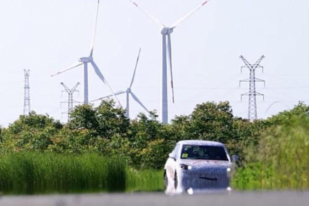 内部测试表现突出 smart纯电SUV概念车9月于慕尼黑车展首发