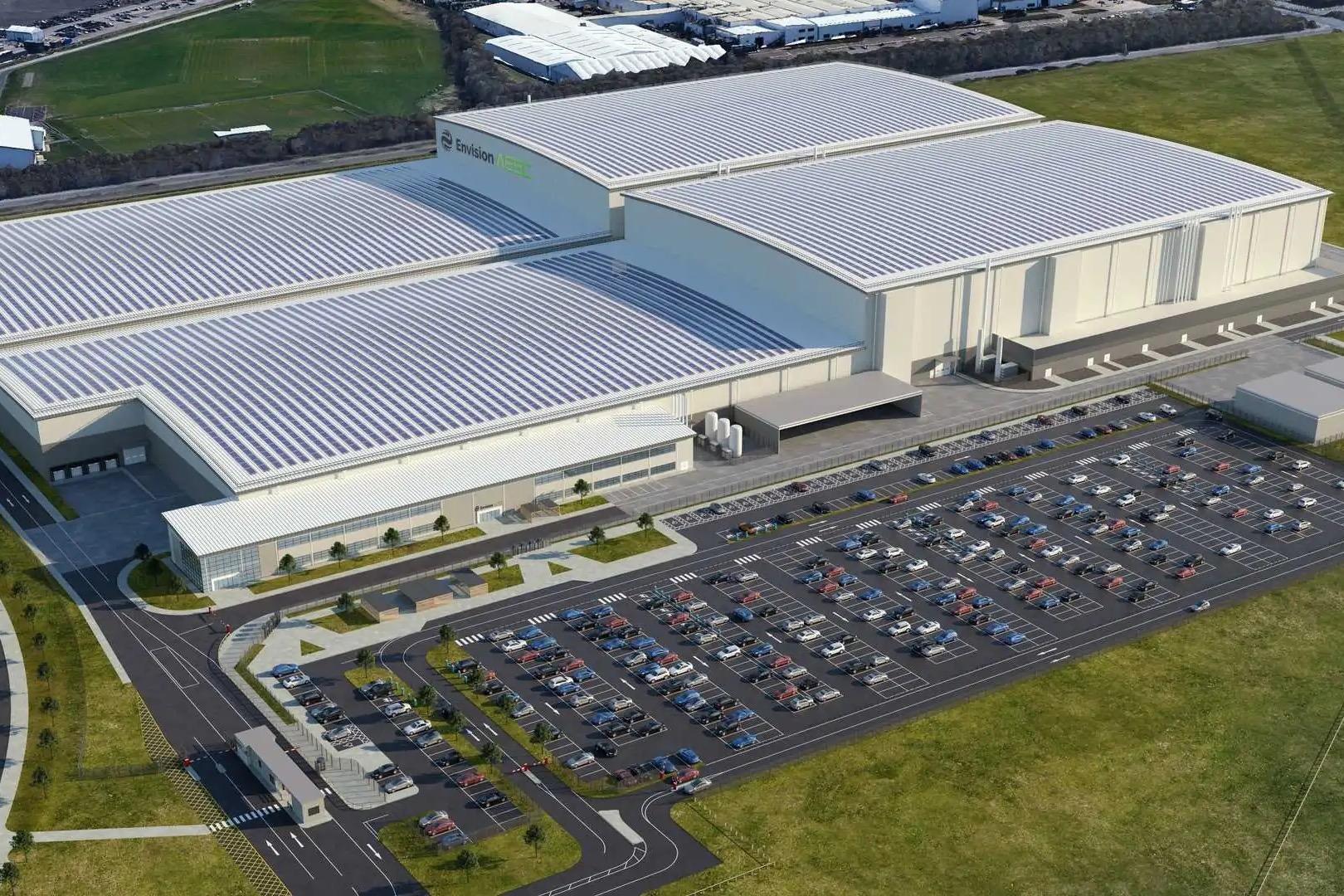 日产将在英国新建超级电池工厂 年产预计达到35GWh