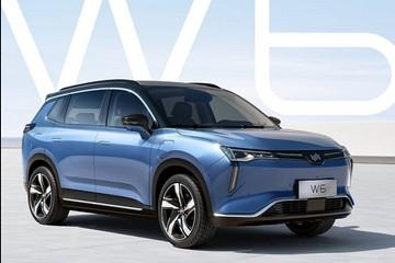 全国首台量产无人驾驶汽车 威马W6今日上市