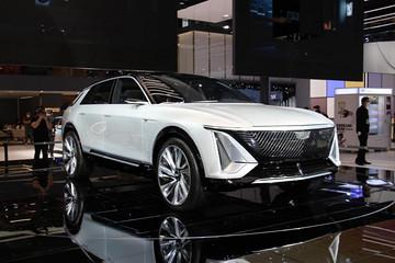 凯迪拉克LYRIQ上海车展首发亮相