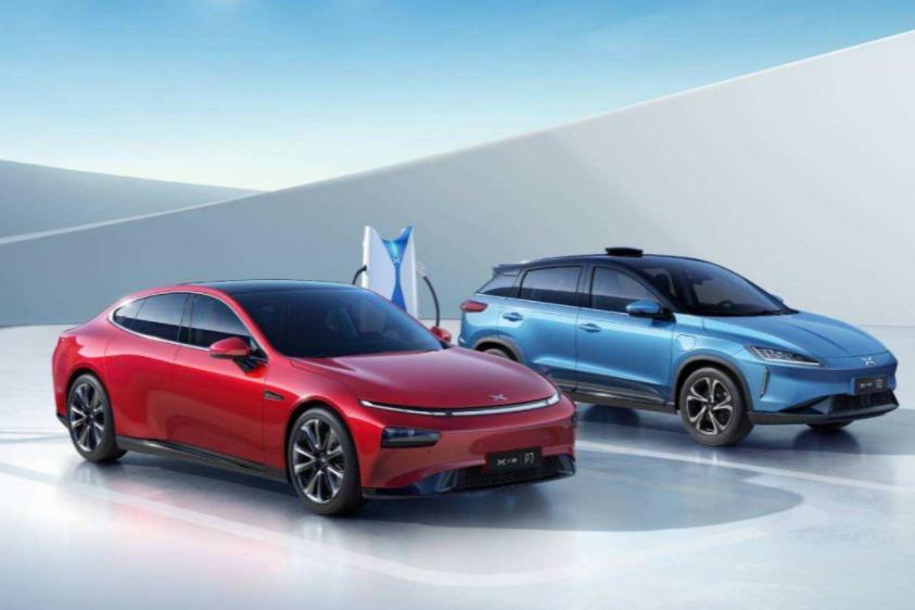 小鹏调整免费充电政策 8月1日后订车免费充电调整为1000度/年
