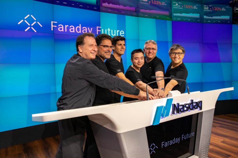 FF融资约10亿美元纳斯达克上市 预计12 个月内交付FF 91
