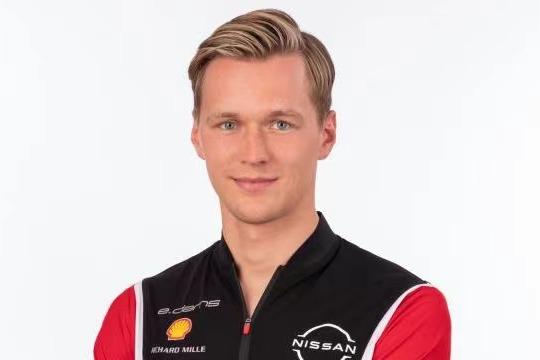 日产e.dams车队签约冈特尔 出征世界电动方程式锦标赛新赛季