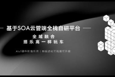 """独家   上汽面向未来十年下大注 零束""""银河全栈3.0""""获批"""