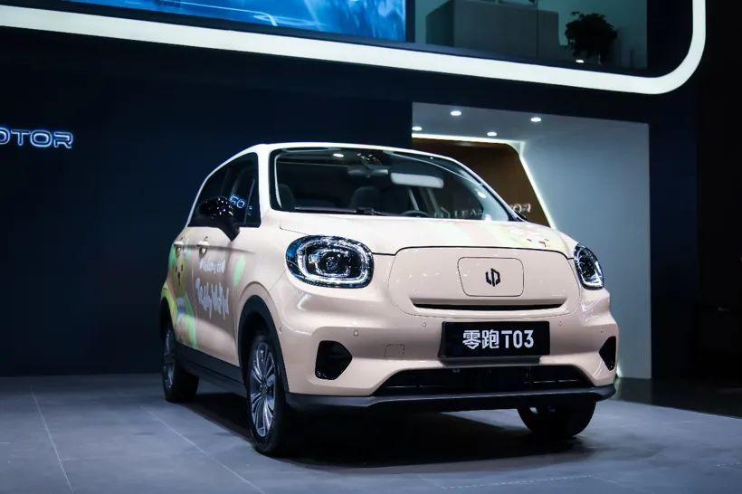 传零跑汽车考虑在香港IPO 至少筹资10亿美元