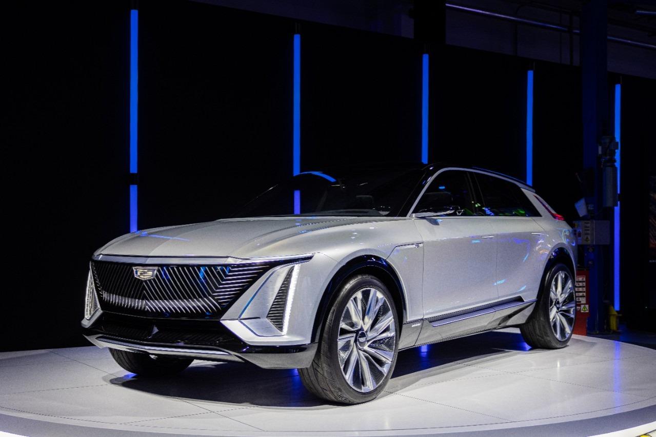 通用汽车全新电动车平台正式推向中国市场 纯电悍马11月中国首秀