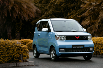 五菱宏光MINIEV预售,最大续航170公里2.98万元起售