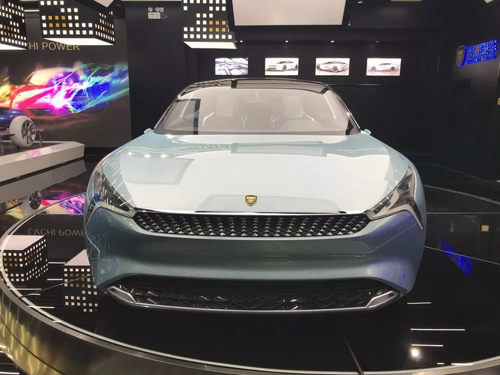 绿驰汽车:中部生产基地敲定,首款SUV明年四季度上市
