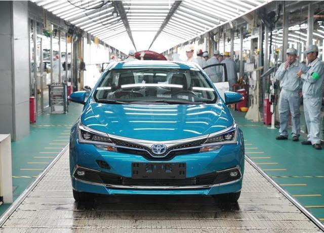 卡罗拉双擎E+正式下线 预计3月开始售卖补贴售价19.46万元
