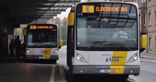 2019年末的信号:卡车和大巴将成为电动车新战场