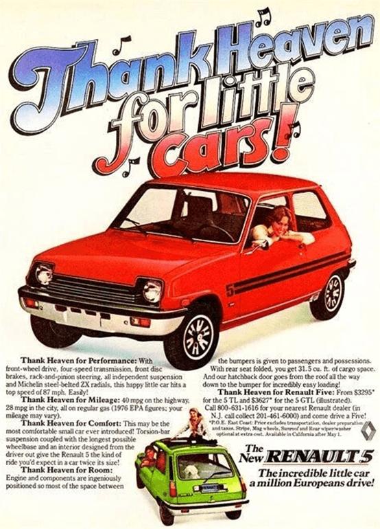 爷青回,布尔玛开过的雷诺R5 Turbo带电复活了
