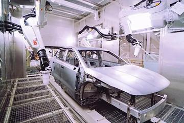 """""""爱驰效率""""究竟有多高?630天打造一个超级工厂"""