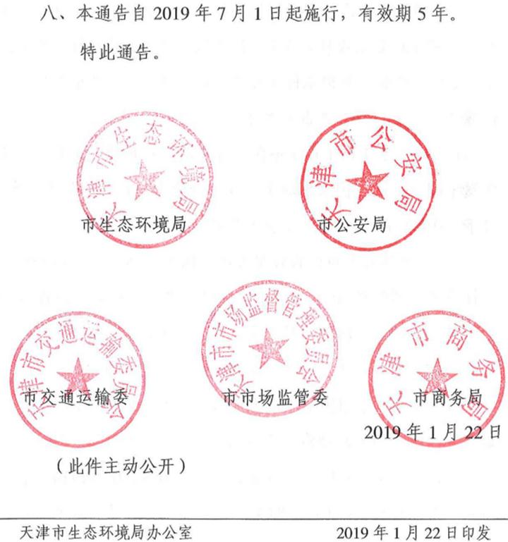 直接迈入国6b 天津市7月1日升级乘用车排放标准
