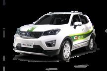 新的务实之选 长安汽车CS15EV纯电动SUV试驾