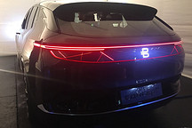 BYTON Concept试乘,全面屏承载全新车内数字化体验