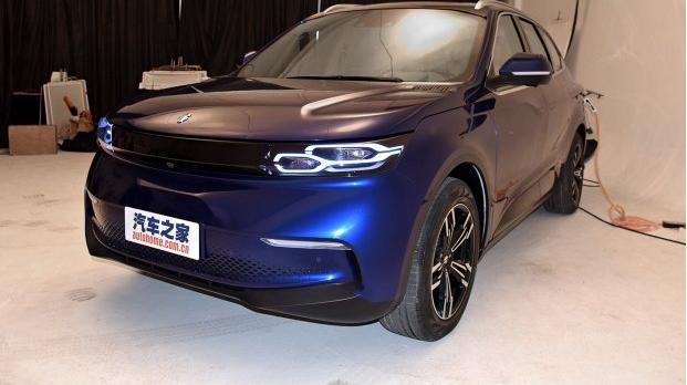 第二款为MPV车型 奇点将推6款纯电动车