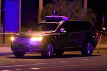 Uber无人车致死事故原因揭晓:决策系统忽略行人