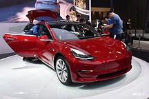 特斯拉 Model 3 最新车型消息 或将共计 4 款车型