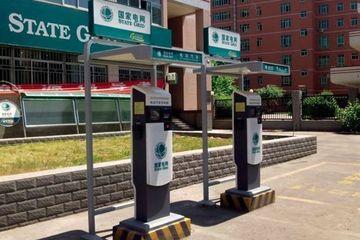 四巨头瓜分北京公共充电桩市场