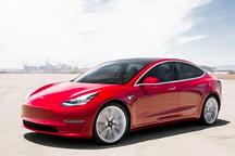 谍照!Model 3高性能中国版已经到港 春节后交付进入倒计时
