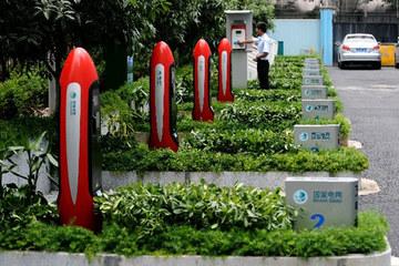 海南预计2020年建成适度超前充电服务体系