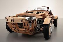 日本研发木质汽车零部件:如钢铁坚固,重量轻80%