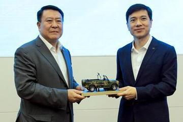 北汽与百度签战略合作协议 2019年将量产L3级别自动驾驶车辆