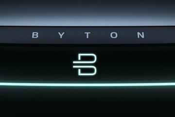 拜腾D级纯电动智能SUV细节图曝光,2019年上市