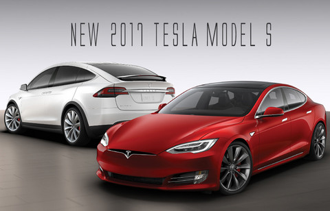 Image result for 2017 Model S