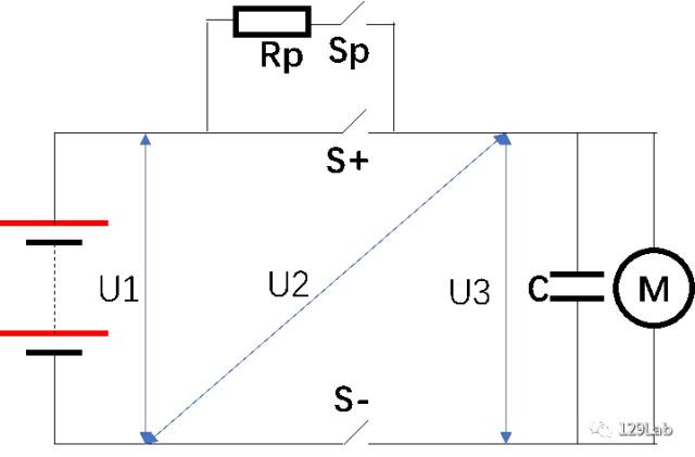 电路 电路图 电子 户型 户型图 平面图 原理图 640_421