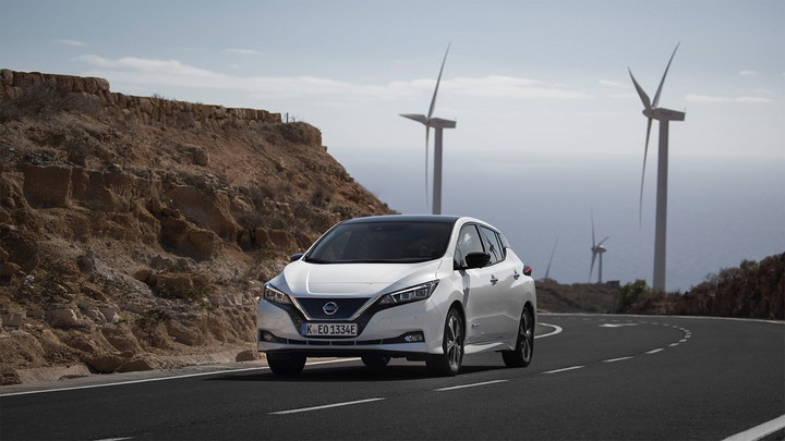 new nissan leaf 的图像结果