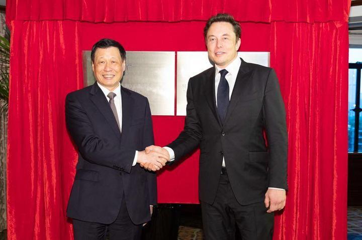 外资车企,中国新能源汽车,双积分