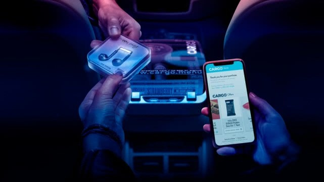 无人驾驶汽车将成为全新的购物平台