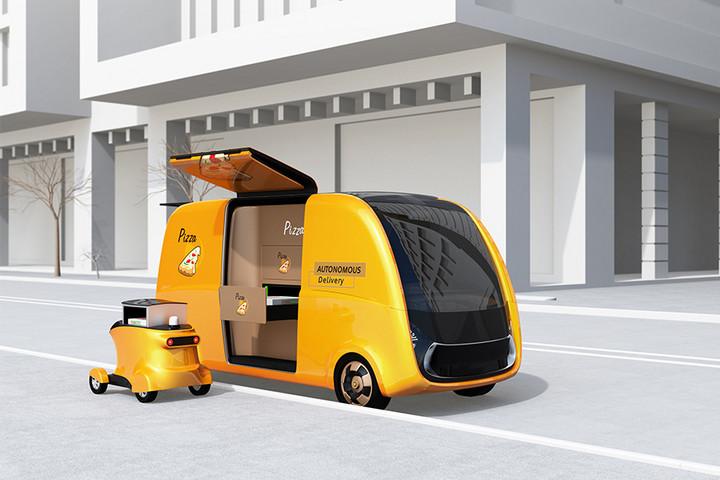 无人机技术、无人配送、自动驾驶技术,特斯拉,Waymo,自动驾驶,汽车安全