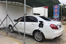 自驾电动汽车13851公里穿越中国,我是怎么充电的?