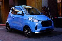 补贴超10万免购置税,200公里不烧油还能车联网的四款微型电动汽车