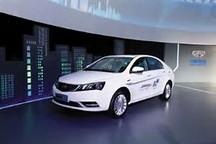 新能源乘用车8月销量出炉 吉利帝豪EV表现最佳