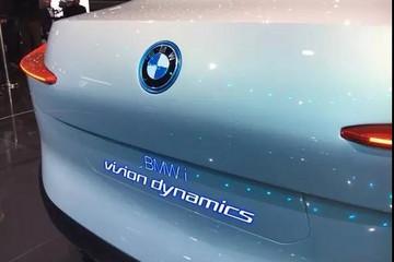 法兰克福车展新能源车盘点(一):iPhone X贵,这些豪车更贵