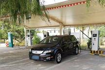 长途跋涉1600公里,比亚迪e6电动汽车叫板汽油车