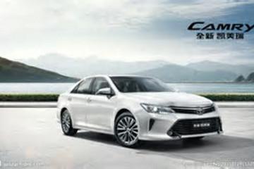 广州车展上市的全新凯美瑞 把油耗做到了极致