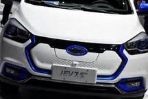 不止颜值,纯电动SUV iEV7S的性能试驾之旅!