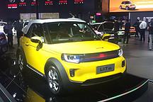 北汽新能源车展惹眼,LITE携ET400、EU400备受追捧