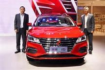 荣威Ei5不只是纯电动休旅车,而是重新定义一款车
