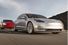 特斯拉Model 3正式交付外部客户,见证产能爬坡的时刻到了!