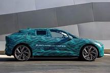 捷豹 I-pace 原型车试驾报告,续航里程超 300 公里