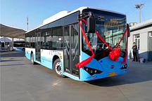 投运350辆!比亚迪K7/K8纯电动公交车首次进入北京市场