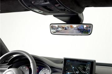 后视镜玩转新花样,镜泰携汽车互联/生物识别等黑科技亮相CES