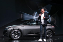 拜腾汽车CEO毕福康:用成绩融资,不用愿景融资