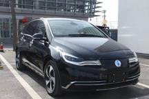 腾势500到店实拍,市售最长续航国产纯电动汽车来了!